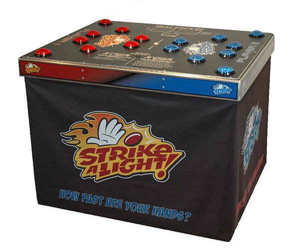 portable strike