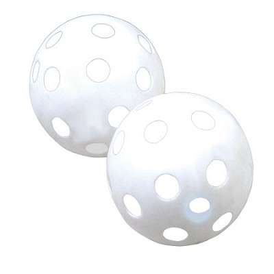 Plastic Softballs - 3 Pack